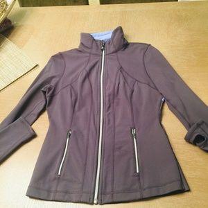 Lululemon Yogi Dance Ruffle Jacket Size 8!